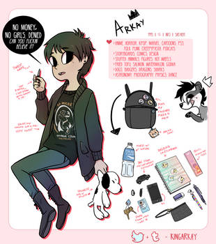 MEET THE ARTIST 2018 by Arkay9