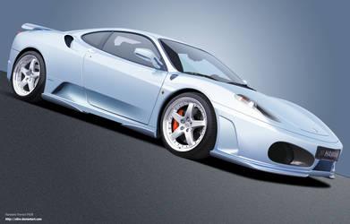 Hamann Ferrari F430 by olivv