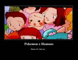 Pokemon Demotivational Poster by Poke-Zula