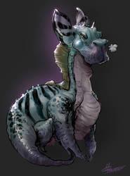 Creature Design by agathexu