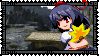 [SWR STAMPS] Youkai Mountain - Aya Shameimaru by Jiji-stamps-n-stuff
