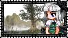 [SWR STAMPS] Netherworld - Youmu Konpaku by Jiji-stamps-n-stuff
