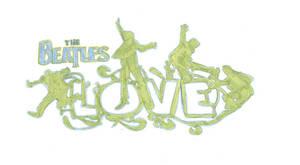 The Beatles by Lovegreen13