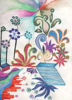 Fun little Doodle by Lovegreen13