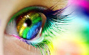Thinking of Rainbows by Lovegreen13