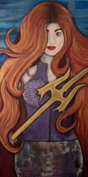 Mermaid by WiltingSoul