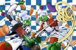 Cook Wars ver 2 by froggiechan