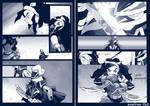 Duel : the comic by froggiechan