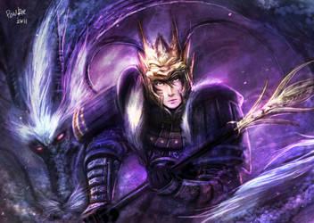 SoTM Dragon Prince by froggiechan