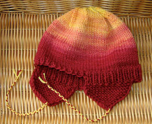 Earflaps Hat by StarTyrian