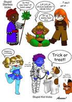 Stupid Kagerou Tricks p2 by StarTyrian