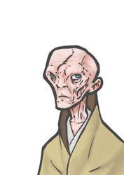 Supreme leader Snoke by Darthpepo1