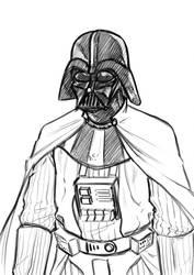 Darth Vader by Darthpepo1
