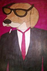 The True Reservoir Dog by ComradeRooski