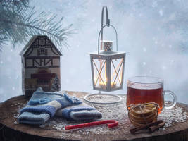 Christmas tea by Daykiney