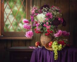 Summer bouquet by Daykiney