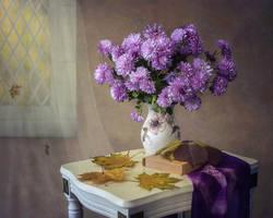 Autumn spleen by Daykiney