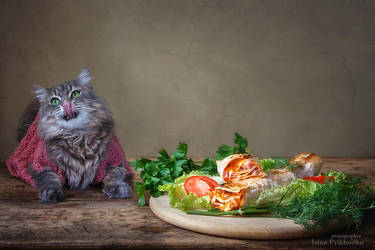 - Mm-m, yummy! by Daykiney