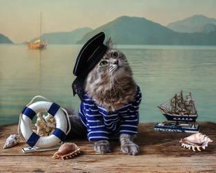 Sailor Masyanya by Daykiney