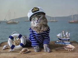 Captain  Masyanya by Daykiney