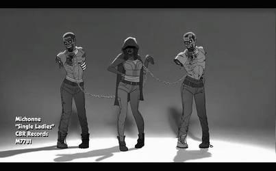 michonne : single ladies by m7781