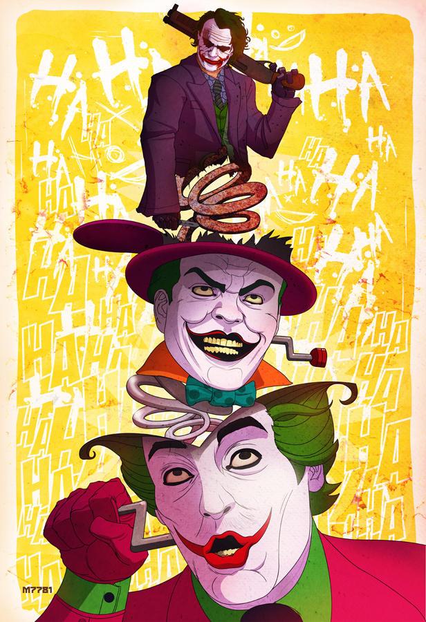 jokers by m7781
