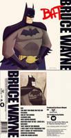 bruce wayne - bat by m7781