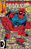 what if deadpool was a spider-clone by m7781