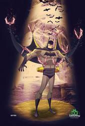 batman x cinderella by m7781