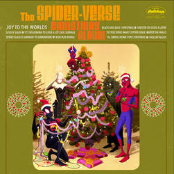 spider-verse christmas album by m7781