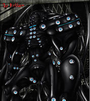 Gantz: Oka Super Suit 02 by kallerNSG