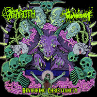 Split CD Cover by joeytheberzerker