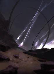 Lightning by kingkostas