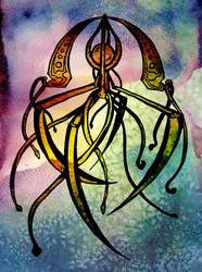 Steampunk Jellyfish by ishrahsan
