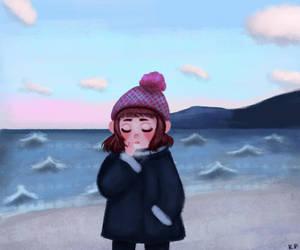 Cold Sea by SaintParazite