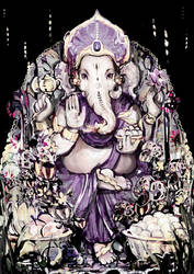 Ganesha by rei-i