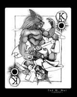 Wolf Guy by KanonFodder