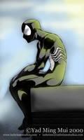 Spider-man by KanonFodder