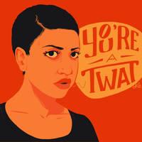 Twat by DeeRose