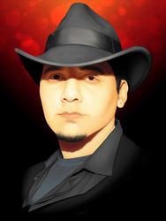 David - commission by DeeRose