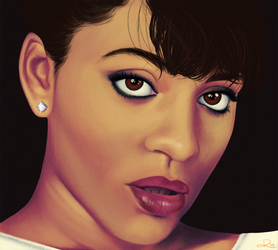 Michelle by DeeRose