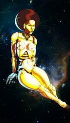 RoboFro II by DeeRose