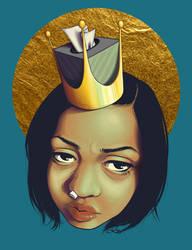 Dee, Patron Saint of Kleenex by DeeRose