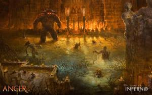 Anger. -Dante's Inferno- by brutallybritney13