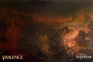 Violence. -Dante's Inferno- by brutallybritney13