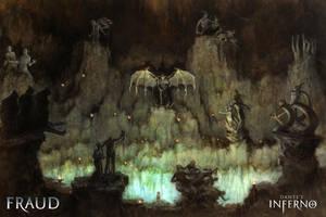 Fraud. -Dante's Inferno- by brutallybritney13
