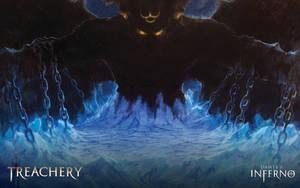 Treachery. -Dante's Inferno- by brutallybritney13