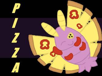 Fan Art- Pizza by Moonshard123