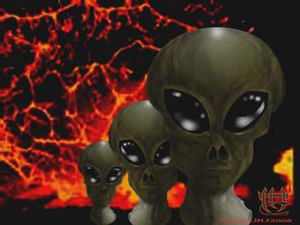 Alien-x  by OldRanger65