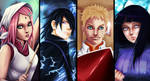Naruto 700 -The End- Collab by D-Prodi3y